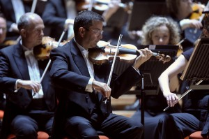 CBSO dress rehearsal 2011