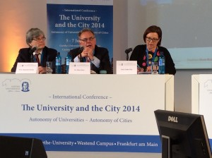 University and the City Conference