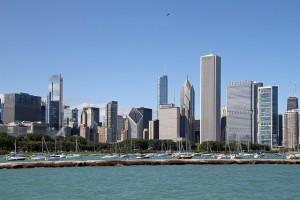 Chicago Skyline by Tony Hisgett, used under CC 2.0