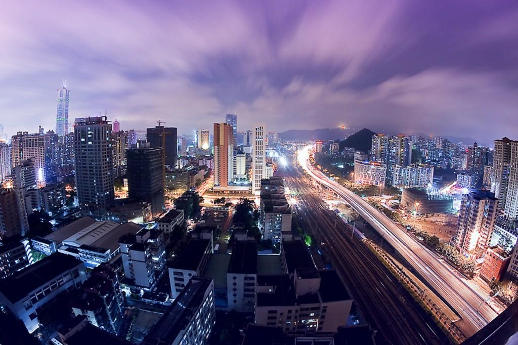 Guzngzhou night