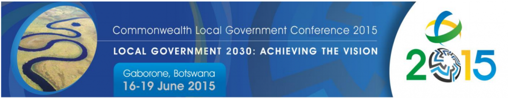 The Gaborone Declaration – Local government vision 2030