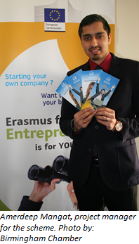 """Chapter 0: About the """"Erasmus for Young Entrepreneurs"""" program"""