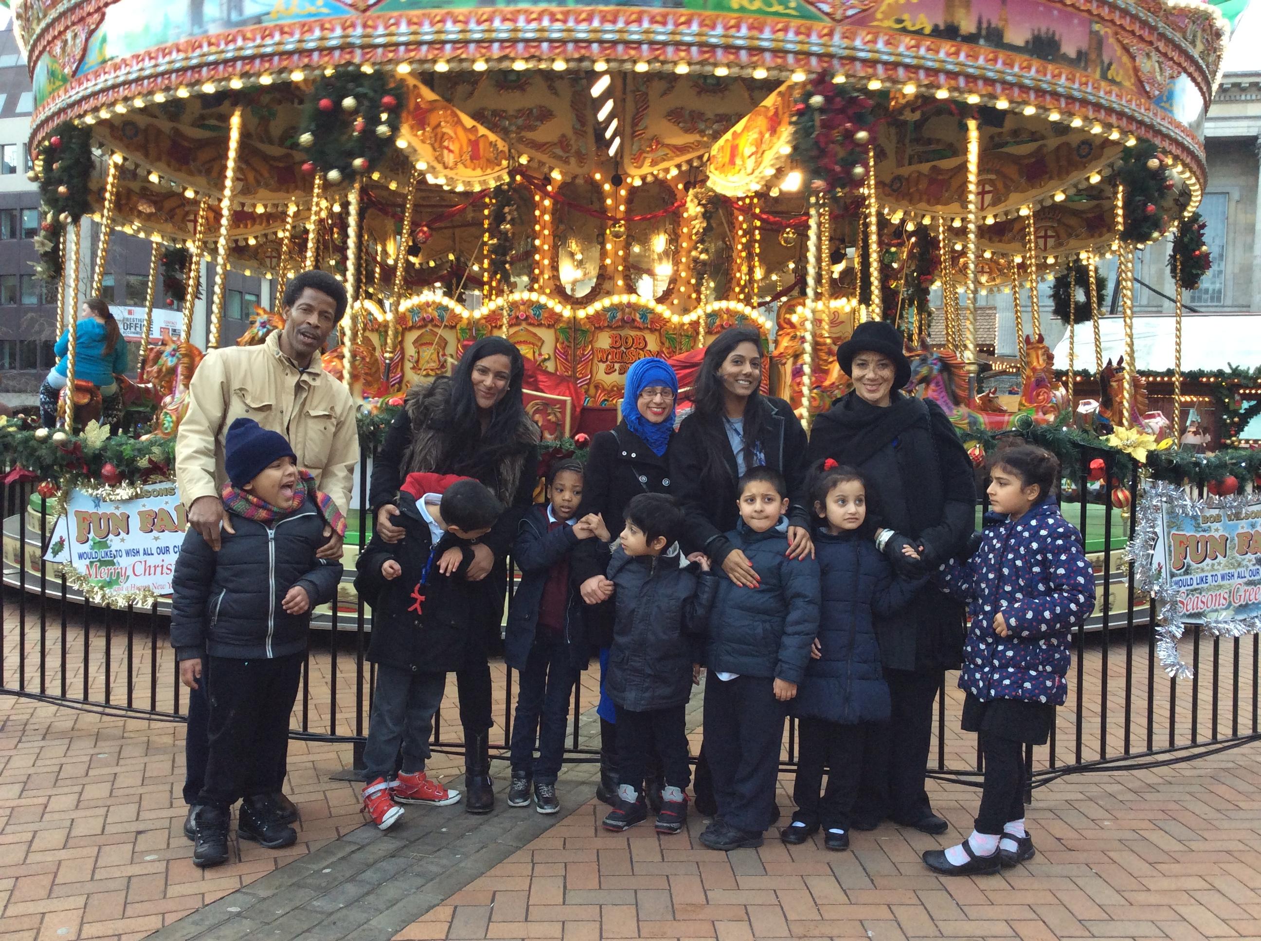 mayfield school - Birmingham Christmas Market