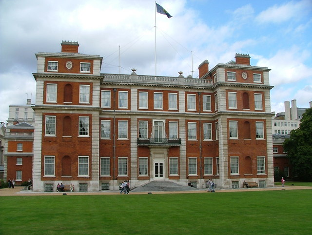 """""""Marlborough House London"""" by Paul Farmer used under CC BY-SA 2.0"""