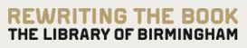 Library of Bham logo